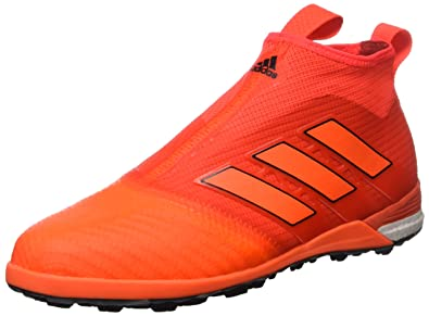 the latest 06533 4512c adidas Ace Tango 17+ Purecontrol TF Chaussures de Football Homme,  Multicolore RedSolar
