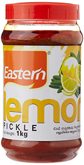 Eastern Lemon Pickle 1kg Amazon In Grocery Gourmet Foods