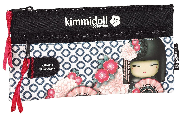 Kimmidoll - Portatodo dos cremalleras (Safta 821248029 ...