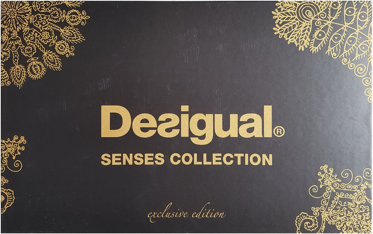 Desigual Senses Collection Satin Boîte Secrets Parfum Spray