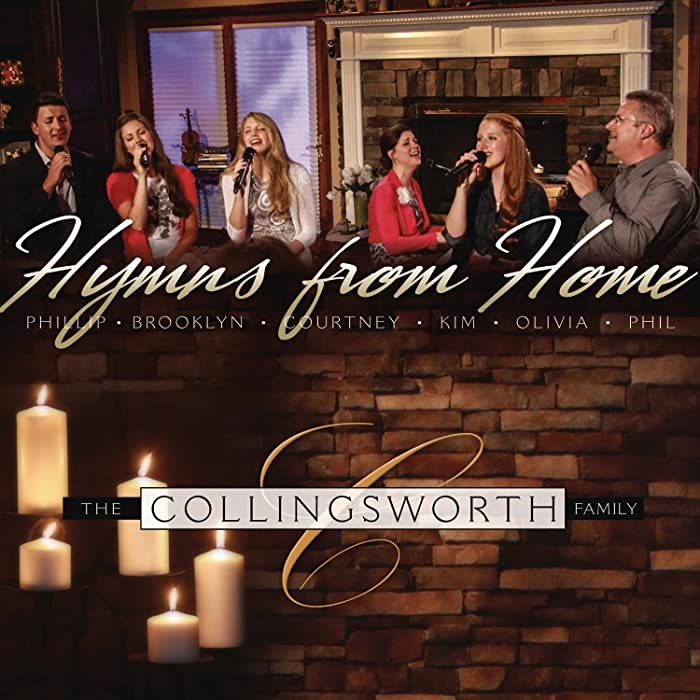 The Best Hymns For Home By Collingsworth Cd