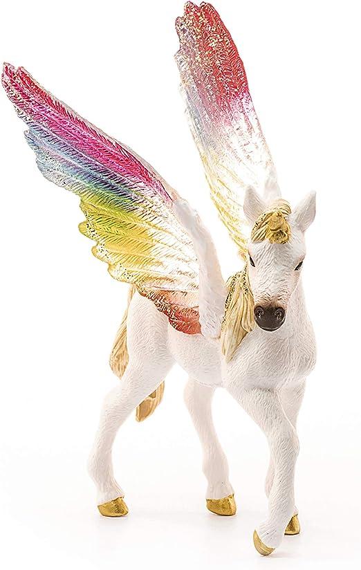 Bullyland 75572/ ca /Personaggio del Gioco dell Unicorno Puledro 7/cm