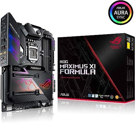 ASUS ROG Maximus XI Formula - Placa base Gaming ATX Intel de 8a y 9a gen Z390