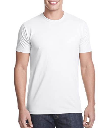 9e6782017b04 Amazon.com: Next Level Men's Premium Fitted Short-Sleeve Crew 3600 ...