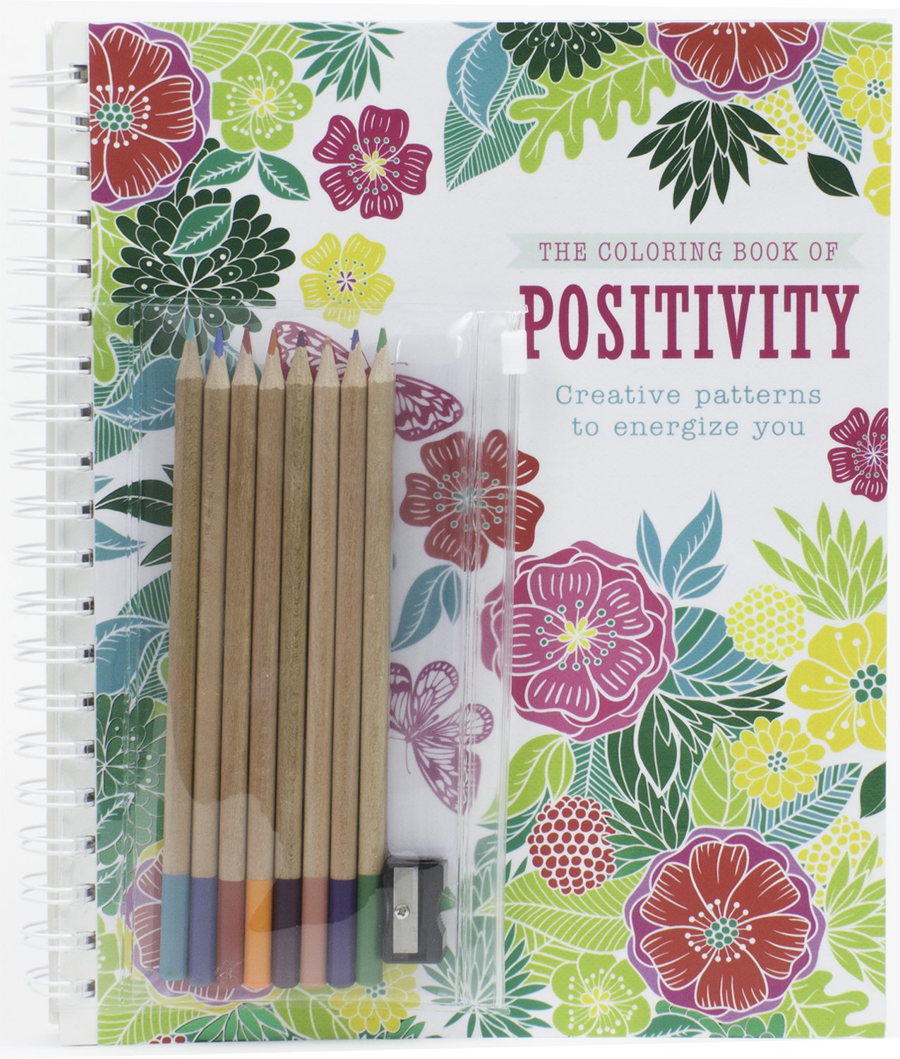 The coloring book of positivity - Amazon Com The Coloring Book Of Positivity Creative Patterns To Energize You 9781474857482 Parragon Books Ltd Books