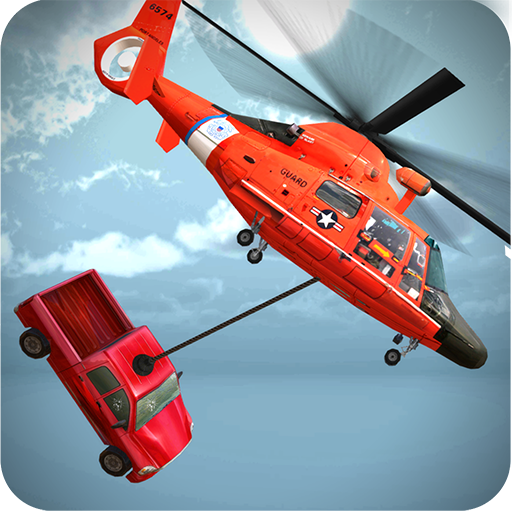 Helicopter Rescue Simulator Chopper Games 3D - Fun and Challenging Plane & Copter Flying Game for Kids 2018