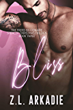 Bliss: The Freed Billionaire Spencer Christmas Trilogy, Three (The Dark Christmases Book 6)