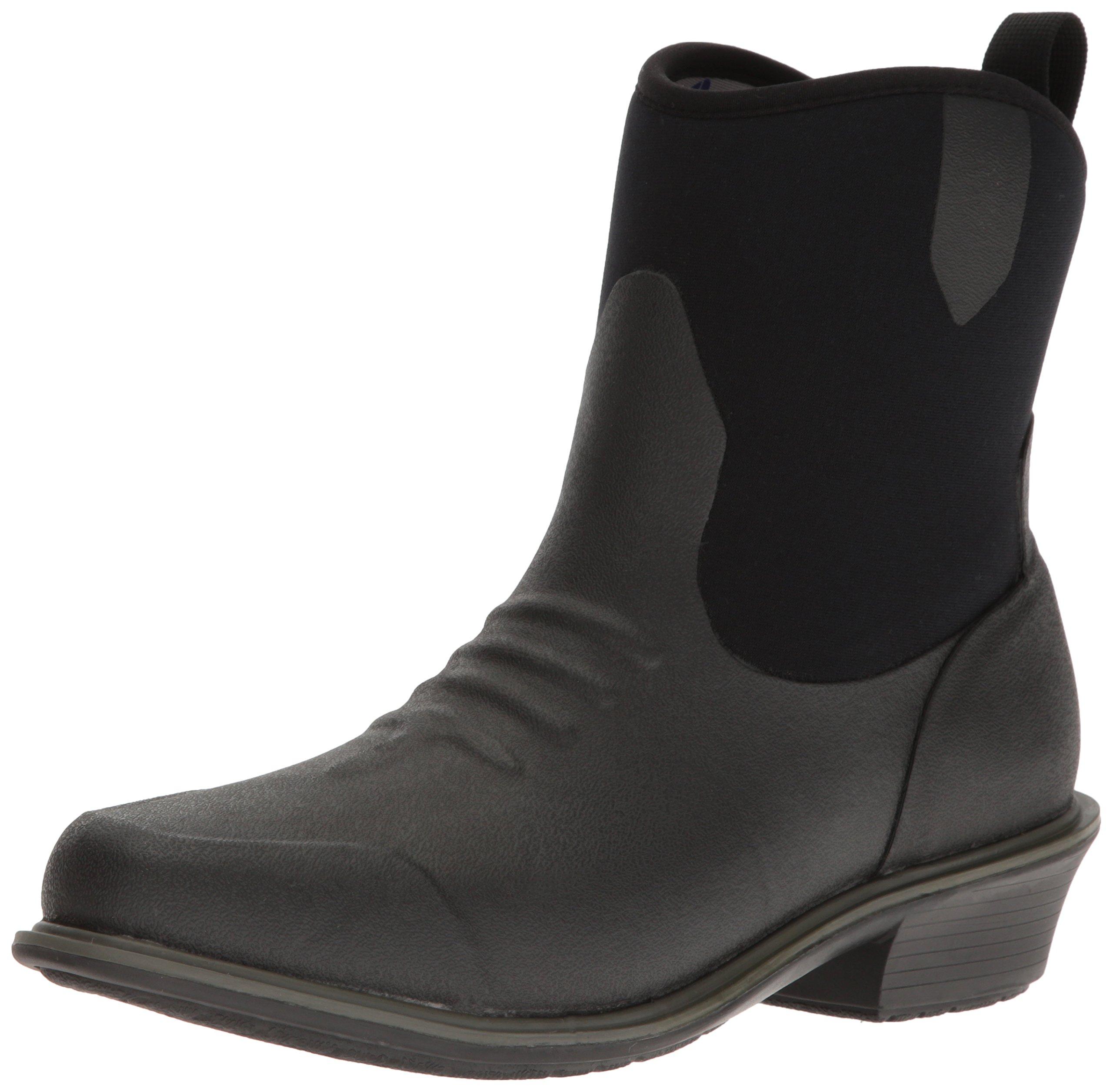 Muck Boot Women's Juliet Snow Boot, Black, 7 M US