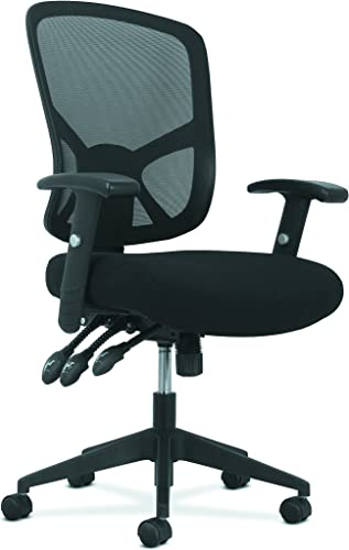 Sadie Customizable Ergonomic High-Back Mesh Task Chair