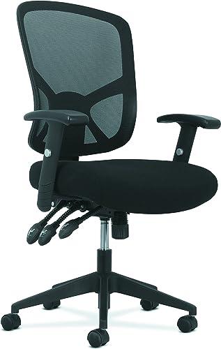 Sadie Customizable Ergonomic High-Back Mesh Task Chair