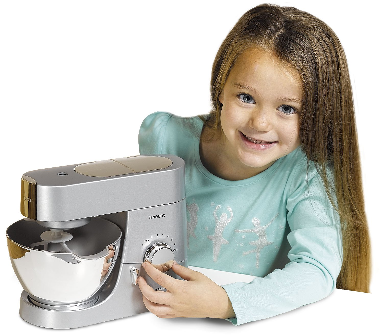 Amazon.com: Casdon Little Cook Kenwood Mixer: Toys & Games
