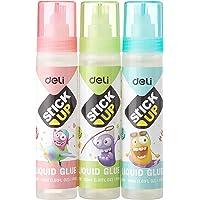 Deli EA21510 Liquid Glue, 30ml (Pack of 3)