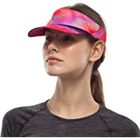 Buff Women's Visor R-Shining Pink, One Size