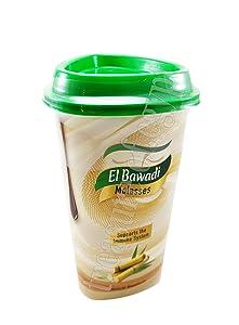 EL Bawadi Egyptian 100% Pure Sugarcane Molasses Vegan Black Treacle Jar 700 gm Liquid