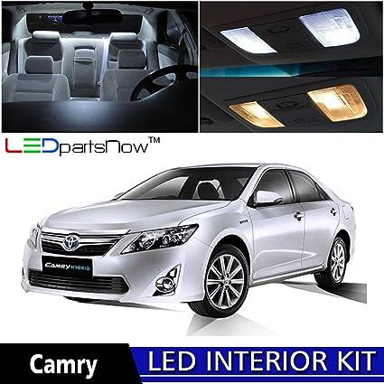 Amazon Com Ledpartsnow 2012 2014 Toyota Camry W Sunroof Led