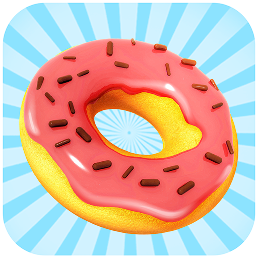 Make Donut Sweet Cooking Game : only the yummiest donuts get made in Make Donut Sweet Cooking Game ! (Tips For Cooking Eggs)