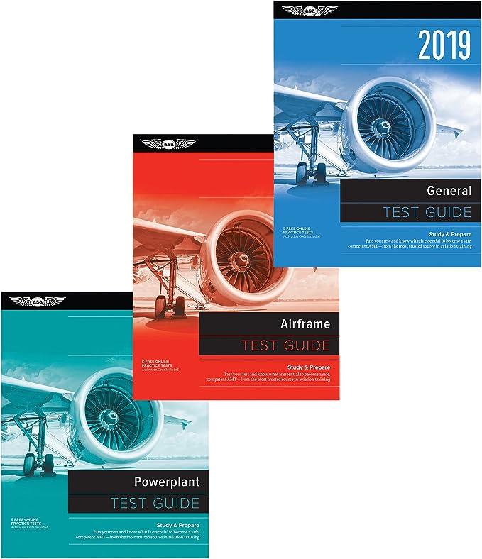AMT Airframe ASA-TW-AMA-20 ASA Prepware 2020