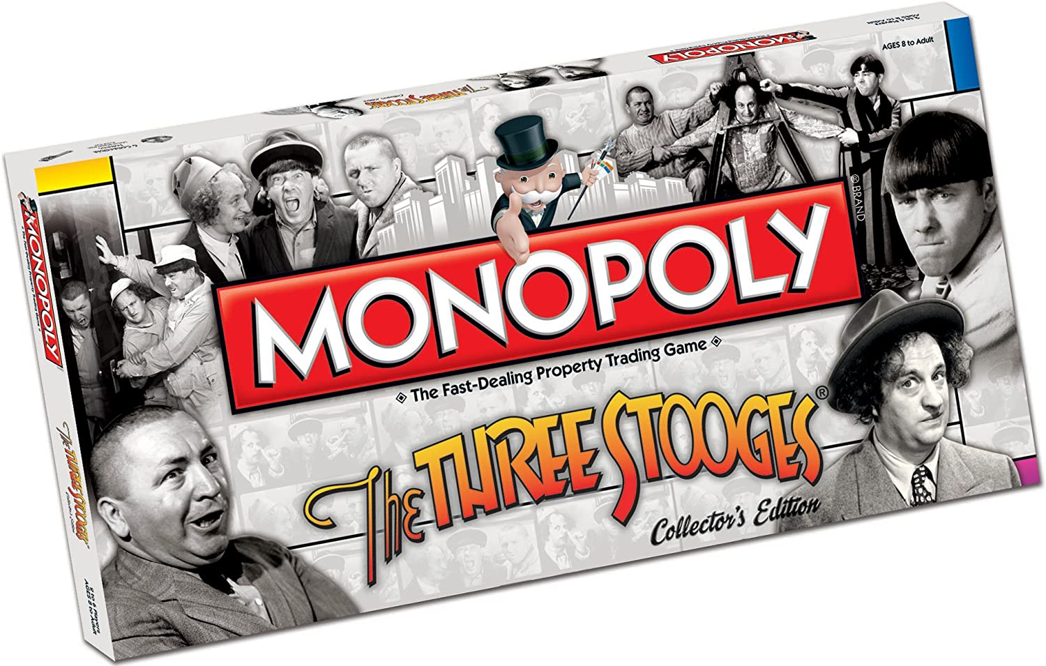 The Three Stooges Monopoly: Three Stooges Monopoly: Amazon.es: Juguetes y juegos