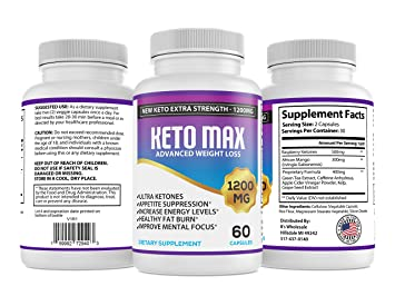 Keto Plus Diet Pills - Ketogenic Diet Supplement - Powerful Carb Blocker & Fat Burner - Appetite...