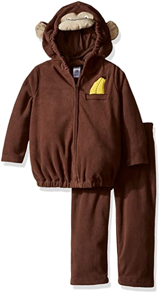 Carter's Baby Boys' Costumes 119g131, Brown, 24 Months