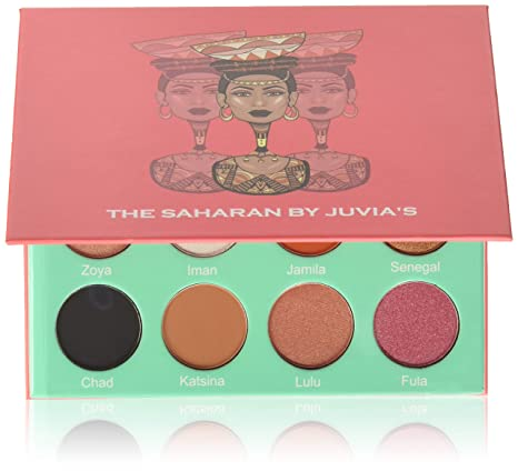 The Saharan Palette By Juvia's by Juvia's Place