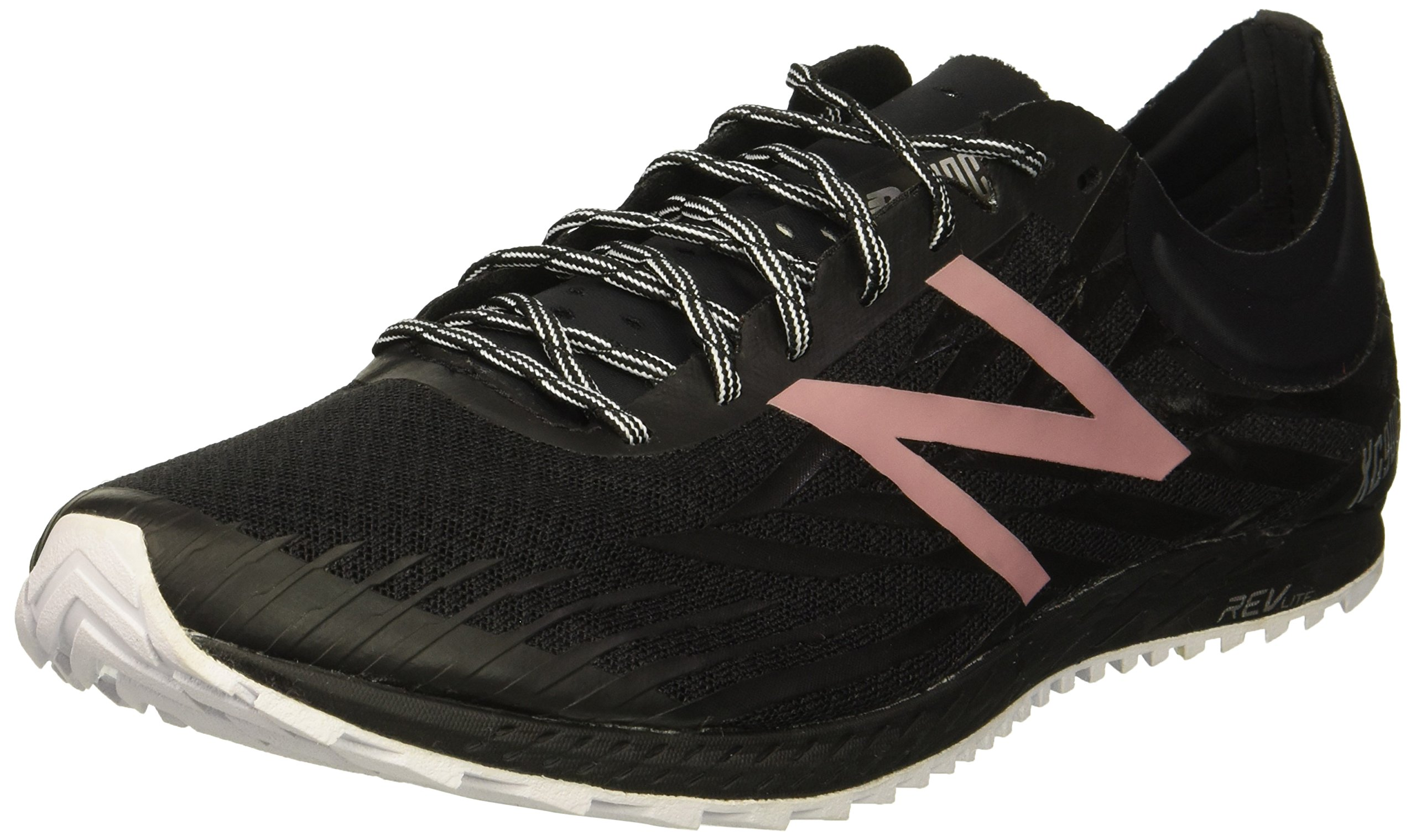 New Balance Women's 900v1 Cross Country Running Shoe, Black, 8 B US by New Balance