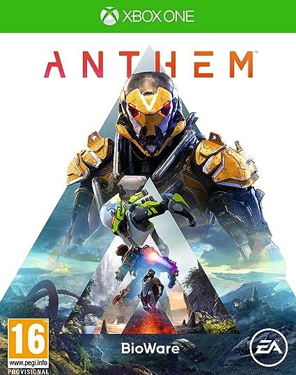 Anthem: Amazon.es: Videojuegos