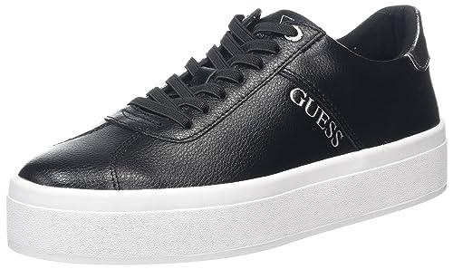 Guess Fhala, Zapatillas para Mujer, Negro (Nero), 40 EU: Amazon.es: Zapatos y complementos