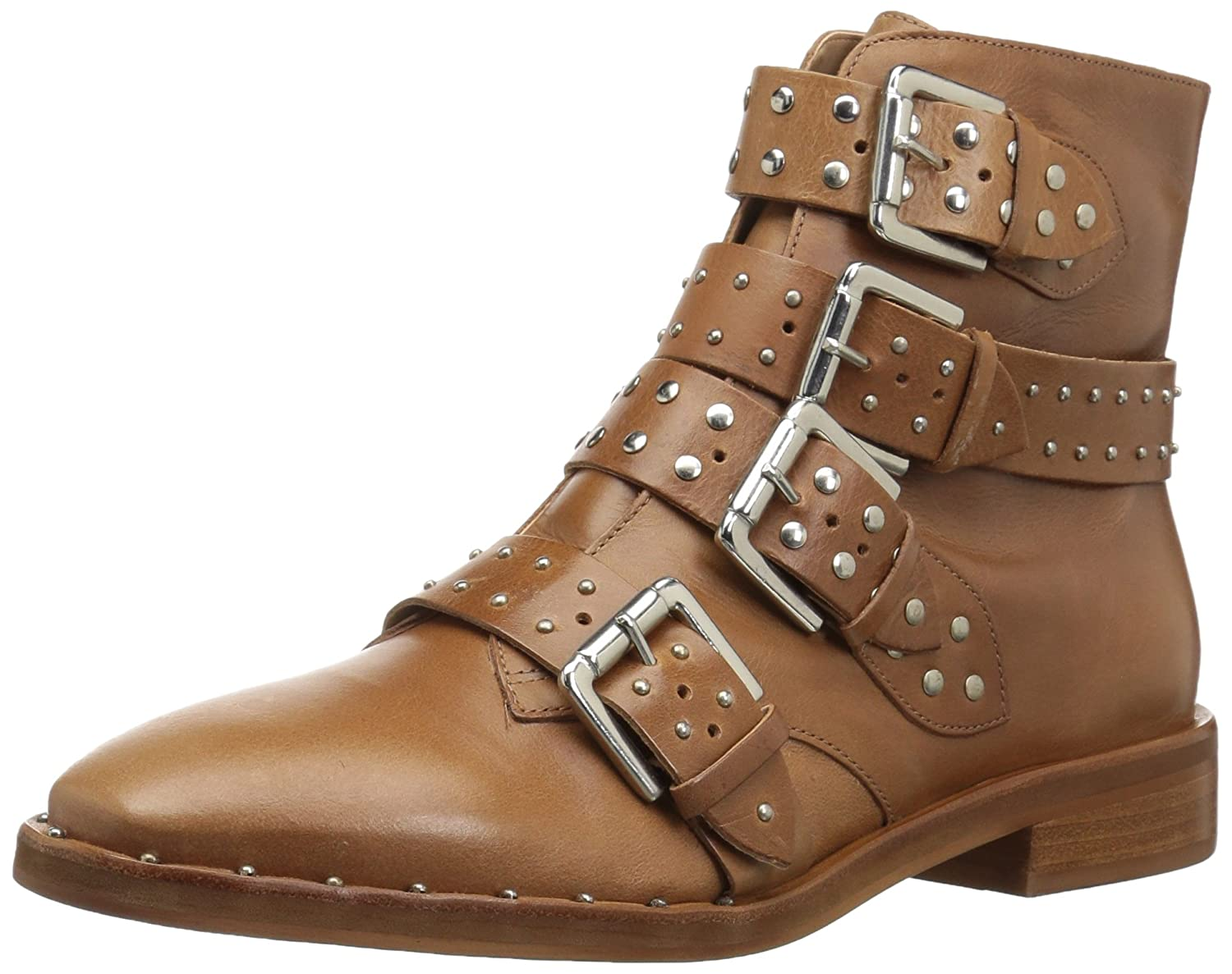 LFL by Lust for Life Women's Miracle Ankle Boot B075M6P3RD 8 B(M) US|Cognac