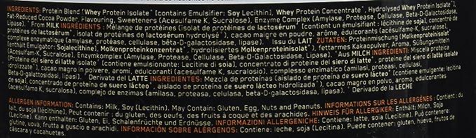 OPTIMUM 100% Whey Gold Doble Chocolate - 908 gr: Amazon.es ...