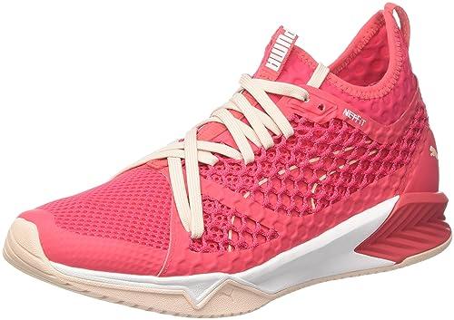Women s Ignite Xt Netfit Wn S Pink Running Shoes-4 UK India (37 EU ... 2d68e7516