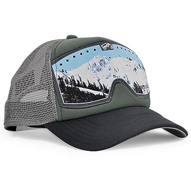 d733f3e9ca737 bigtruck Green Original Trucker Hat