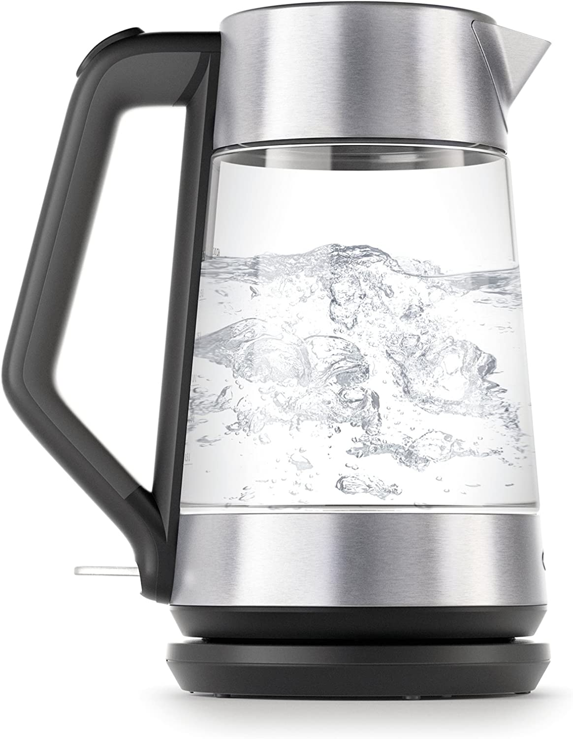 OXO 7.4-Cup Stainless Steel Cordless Electric Kettle
