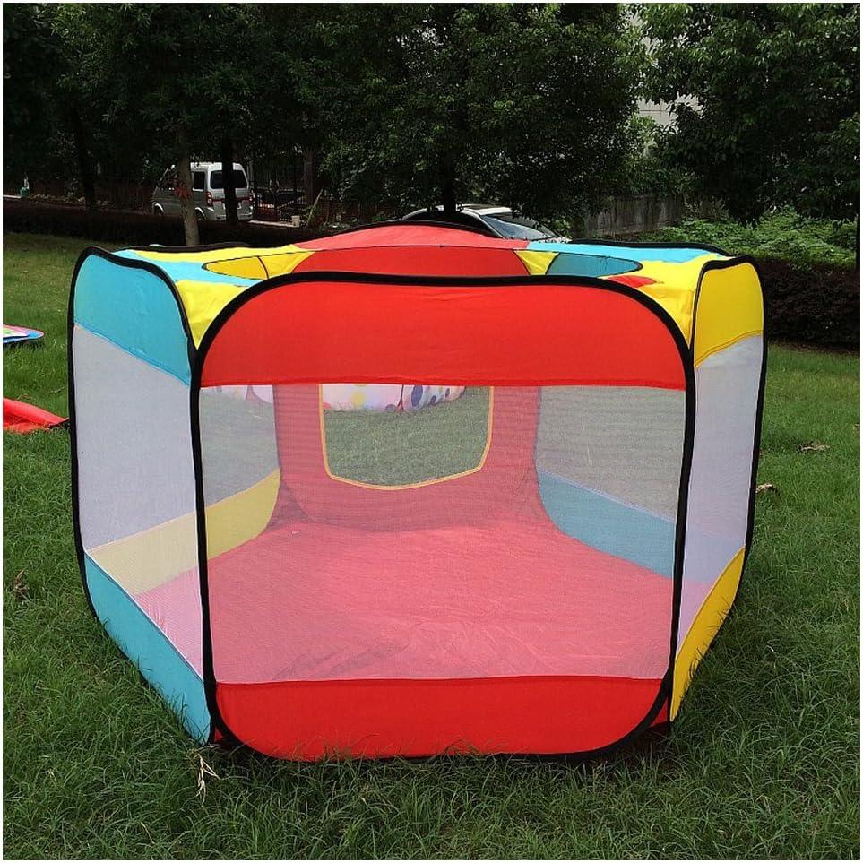 Moligh doll Maison de Interieure et exterieure de Pliage Facile Piscine de Boule Tente cachette