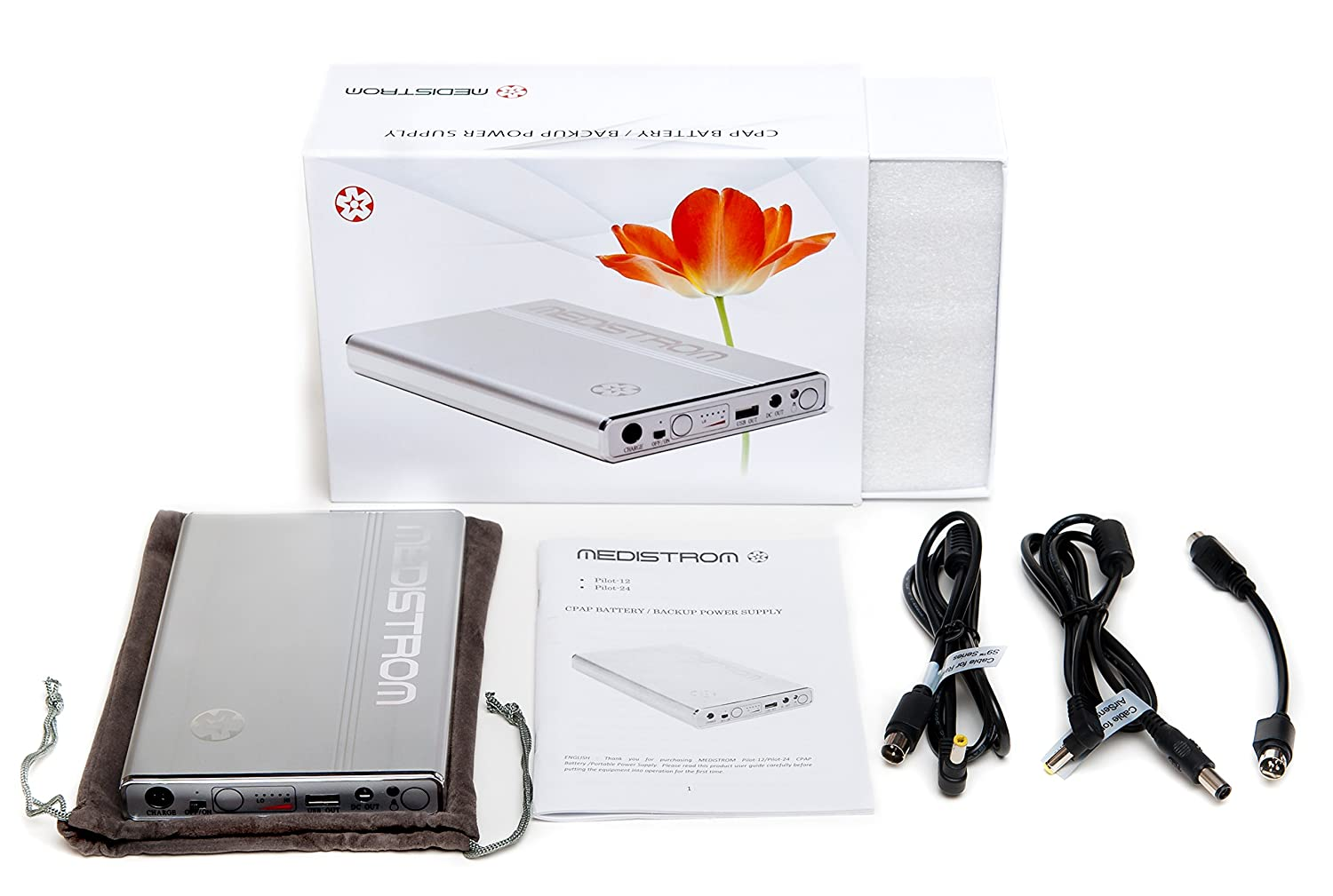 Pilot 24 Cpap Battery System Health Personal Care Pv With Backup Includes At Least One Circuit