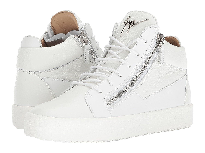 [ジュゼッペザノッティ] メンズ スニーカー May London Tone-on-Tone Mid Top Sneaker [並行輸入品] B07CZ8XLS2