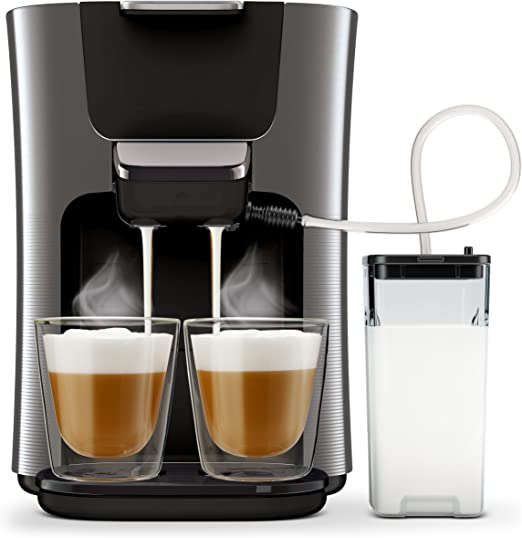 Senseo HD6574/50 - Cafetera (Independiente, Máquina de café en ...