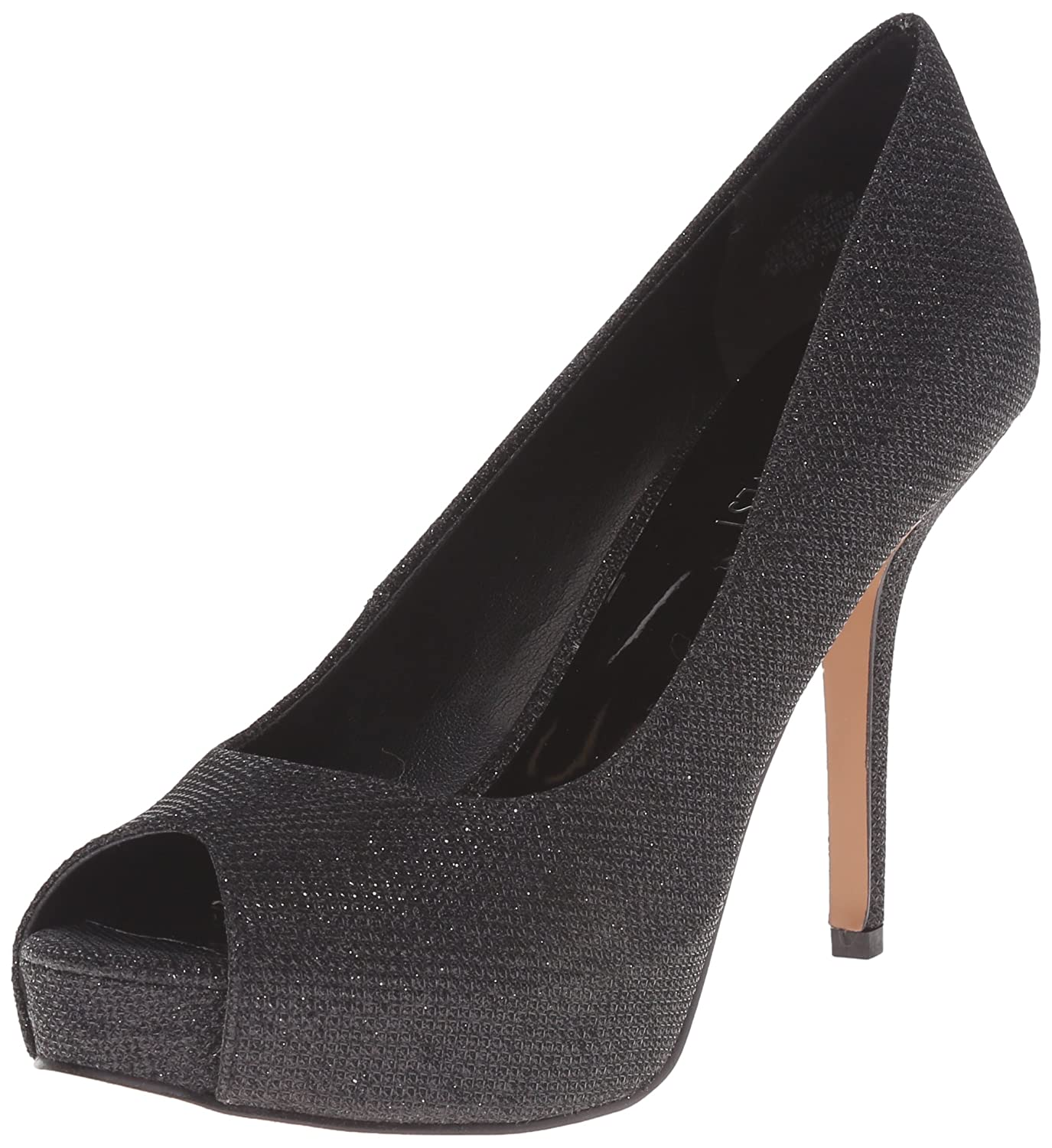7249451aa4d8 Nine West Women s Black Pumps - 3 UK India (35.5 EU)(5 US)  Buy Online at  Low Prices in India - Amazon.in