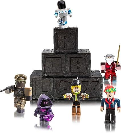 Cambio Por Una De Roblox El Audio Malo - Amazon Com Roblox Series 7 Mystery Figure Six Pack Toys Games