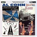 Four Classic Albums Plus (Mr Music / Al Cohn Quintet Featuring Bob Brookmeyer / Al & Zoot / Bob Brookmeyer Featuring Al Cohn)