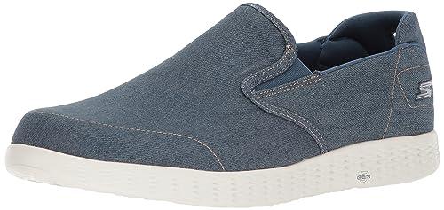 Skechers 53792, Zapatillas sin Cordones para Hombre: Amazon.es: Zapatos y complementos