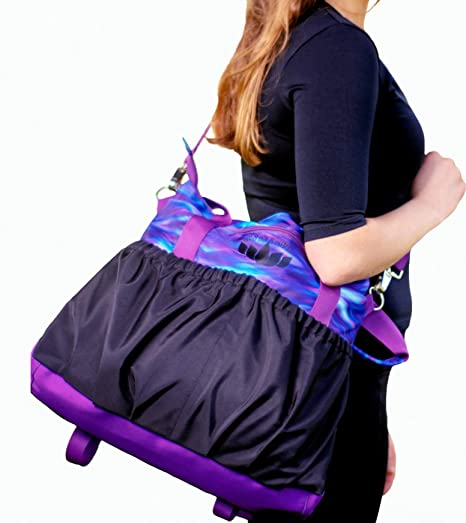 35cf1d97e8f GRS Products Small Yoga Bags, Yoga Mat Bag or Yoga Tote Bag has Many Pockets