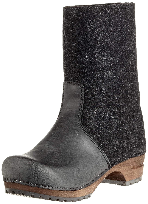 Sanita 2) Wood Fele (Black Boot, Bottes Souples Souples Femme Noir (Black 2) 81dd280 - latesttechnology.space