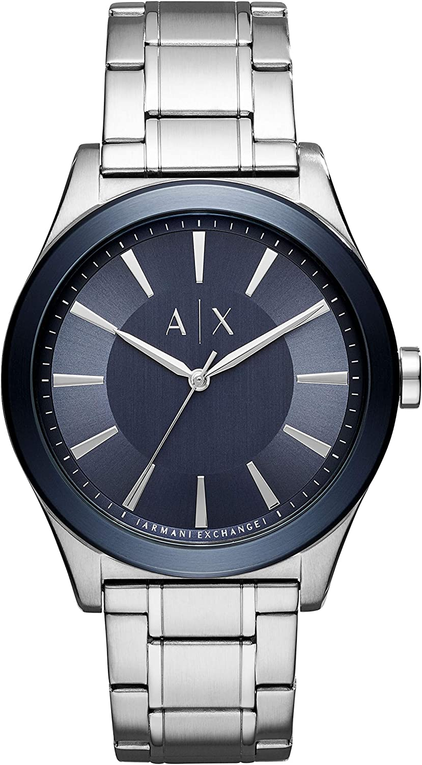 A X Men s Stainless Steel Watchm AX2331