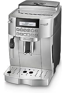 DeLonghi Magnifica S Máquina espresso 1.8L 2tazas Acero inoxidable - Cafetera (Máquina…