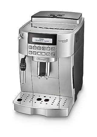 DeLonghi Magnifica S Máquina espresso 1.8L 2tazas Acero inoxidable - Cafetera (Máquina espresso,