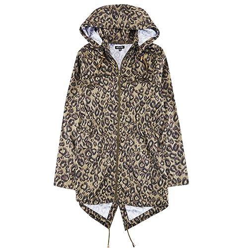 Chubasquero para mujer con capucha