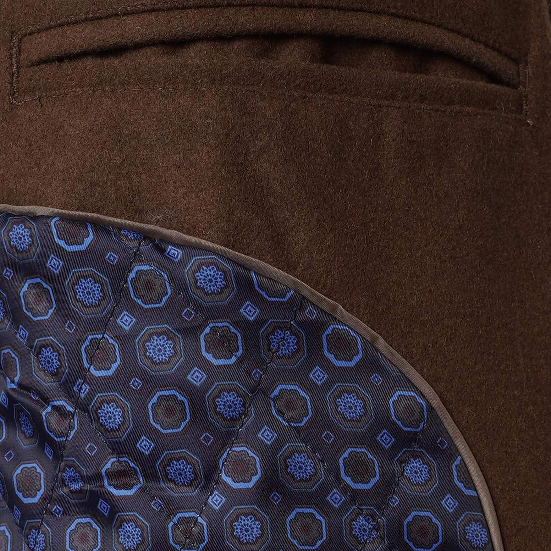 HARRY BROWN Overcoat Wool Blend