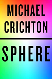Sphere Kindle Edition by Michael Crichton