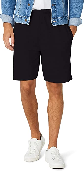 Fruit Of The Loom Mens Lightweight Casual Fleece Shorts 240 GSM